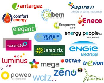 Afbeeldingsresultaat voor energieleveranciers